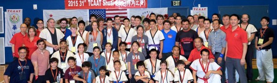 2015 TCAAT Shuai Jiao Tournament